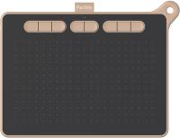 Графический планшет Parblo Ninos M (розовый) -