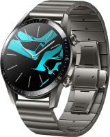 Умные часы Huawei Watch GT 2 LTN-B19 46mm (титановый серый) -