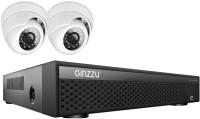 Комплект видеонаблюдения Ginzzu HK-429D -