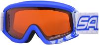 Маска горнолыжная Salice 2020-21 / 708DAFD (синий/оранжевый) -