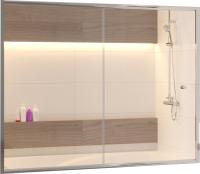 Стеклянная шторка для ванны RGW SC-043 / 351104317-11 -