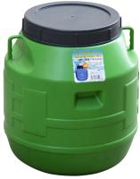 Бочка пластиковая ZETA ПЛ-00309 (35л) -