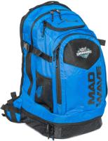 Рюкзак спортивный Mad Wave Lane (синий) -