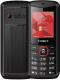 Мобильный телефон Texet TM-D206 (черный/красный) -