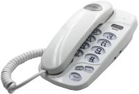 Проводной телефон Texet TX-238 (белый) -