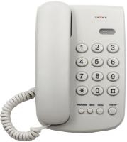 Проводной телефон Texet TX-241 (светло-серый) -