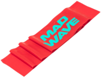 Эспандер Mad Wave Stretch Band (красный) -