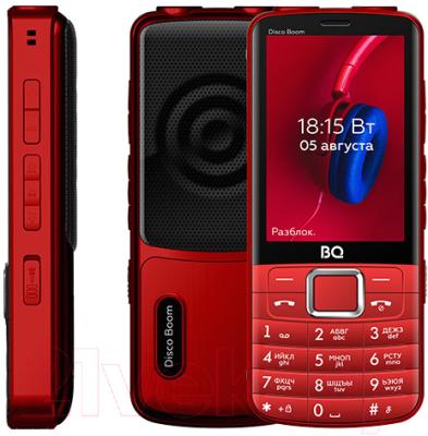 Мобильный телефон BQ Disco Boom BQ-3587 (красный)