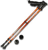 Палки для скандинавской ходьбы Indigo SL-1-2 (оранжевый) -