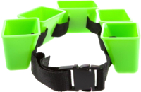 Тормозной пояс для плавания Mad Wave Break Belt (черный) -