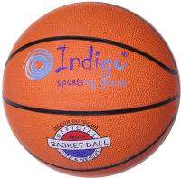Баскетбольный мяч Indigo 7300-3-TBR (оранжевый) -