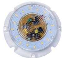 Светильник для подсобных помещений Bylectrica ДПО01-6-404 УХЛ4 (белый) -