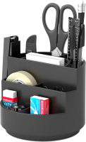 Органайзер настольный Erich Krause Mini Desk / 11 (на вращающейся подставке) -