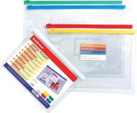 Папка-конверт Erich Krause PVC Zip Pocket B6 / 4564 -