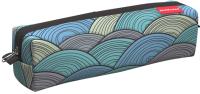 Пенал Erich Krause Emerald Wave / 48963 (морская волна) -