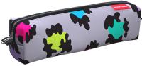 Пенал Erich Krause Color Leopard / 46187 (серый) -