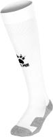 Гетры футбольные Kelme Elastic Mid-Calf Football Sock / K15Z908-103 (M, белый) -