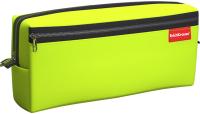 Пенал Erich Krause Neon Green / 49004 (желтый) -
