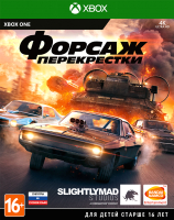 Игра для игровой консоли Microsoft Xbox One Форсаж: Перекрестки (русские субтитры) -