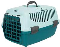 Переноска для животных Trixie Traveller Capri I 39818 (бирюзовый/светло-бирюзовый) -