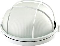 Светильник ЖКХ TDM НПБ1102 100Вт IP54 (белый, круг с решеткой) -