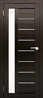 Дверь межкомнатная Юни Двери Амати 04 70x200 (дуб венге/стекло белое) -