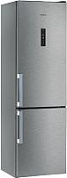 Холодильник с морозильником Whirlpool WTNF 923 X -