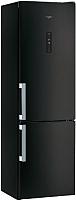Холодильник с морозильником Whirlpool WTNF 923 B -