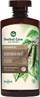 Шампунь для волос Farmona Herbal Care Березово-дегтярный для волос с перхотью (330мл) -