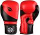 Боксерские перчатки RSC Pu Flex Bf BX 023 (р-р 8, красный/черный) -