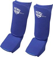 Защита голень-стопа RSC RSC001 (L, синий) -