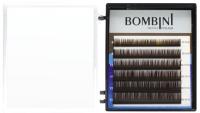Ресницы для наращивания Bombini Truffle Микс D-0.10 8-13 (6 линий) -