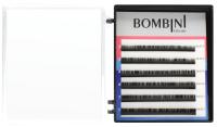 Ресницы для наращивания Bombini Микс D+ 0.07 9-11 (6 линий) -