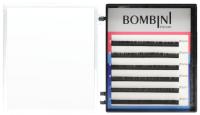 Ресницы для наращивания Bombini Микс D+ 0.12 9-11 (6 линий) -