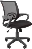 Кресло офисное Chairman 696 (TW-04, серый) -