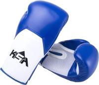 Боксерские перчатки KSA Scorpio Blue (10oz) -