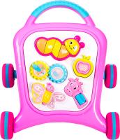 Ходунки-каталка Babyhit Move&Play Farm (розовый) -