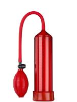 Вакуумная помпа для пениса Lola Toys Toys Discovery Racer Red / 45432 -