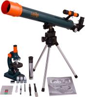 Набор оптических приборов Levenhuk LabZZ MT2 69299 -