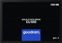 SSD диск Goodram CL100 Gen. 3 120GB (SSDPR-CL100-120-G3) -