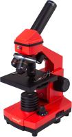 Микроскоп оптический Levenhuk Rainbow 2L Plus / 69045 (Orange) -