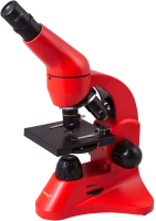 Микроскоп оптический Levenhuk Rainbow 50L / 69050 (Orange) -