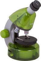 Микроскоп оптический Levenhuk LabZZ M101 / 69034 (Lime) -