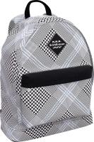 Школьный рюкзак Erich Krause EasyLine 17L Black&White / 48622 -