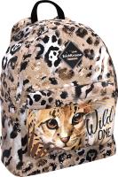 Школьный рюкзак Erich Krause EasyLine 17L Wild Cat / 48473 -