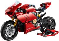 Конструктор Lego Technic Мотоцикл Ducati Panigale V4 R / 42107 -
