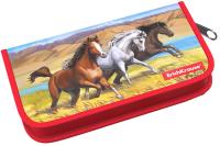 Пенал Erich Krause Horses / 47355 -