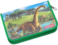 Пенал Erich Krause Dinosaurs / 47358 -