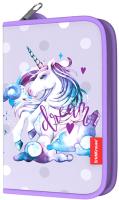 Пенал Erich Krause Dream Unicorn / 48293 -
