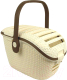 Переноска для животных Curver Pet Carrier Vint 00616-P16-00 / 198861 (кремовый/коричневый) -